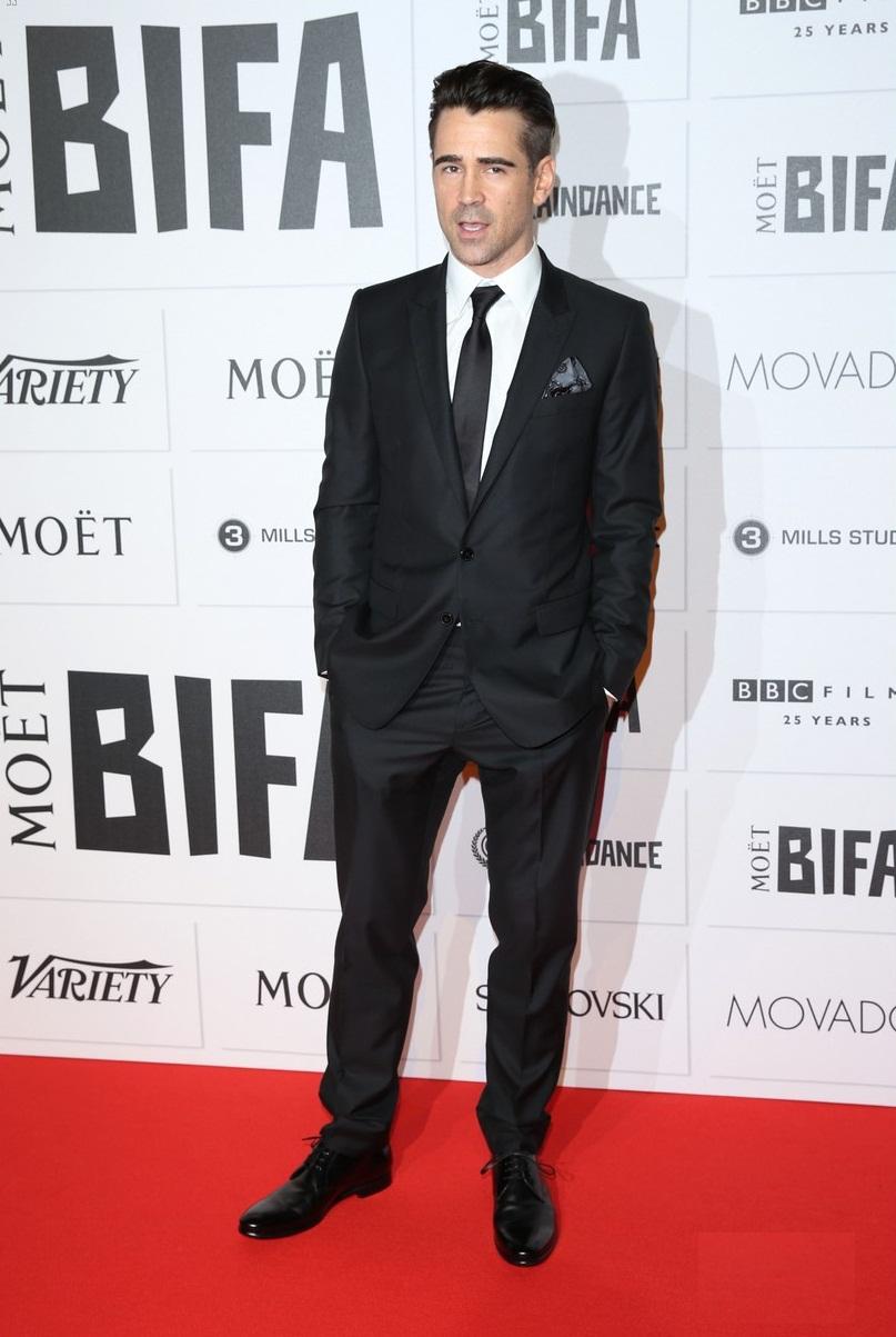 Colin Farrell Height, ...