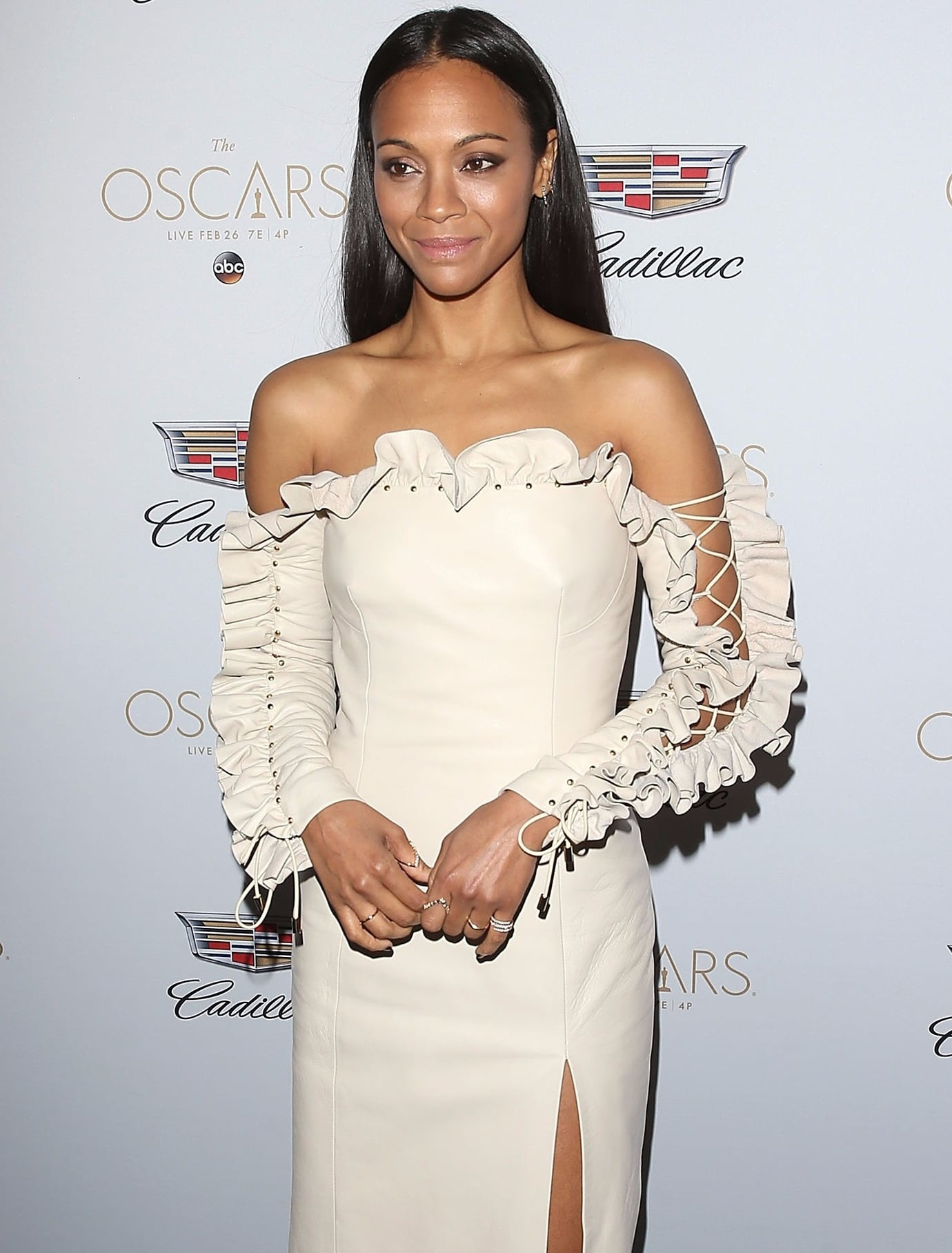 Zoe Saldana Height, Ag...