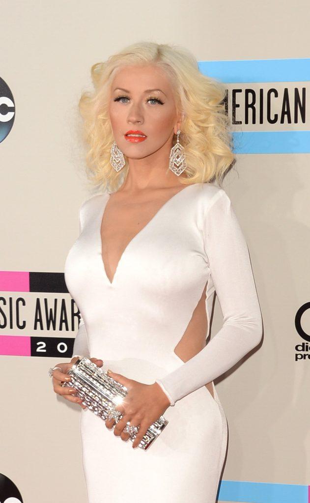 Christina Aguilera 2019